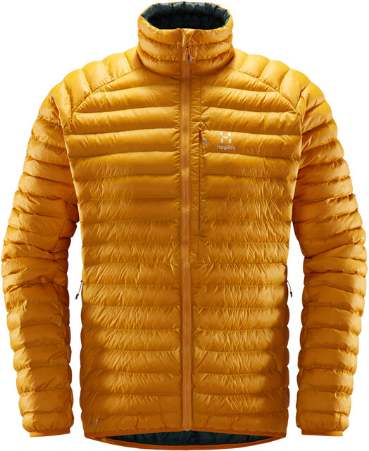 Haglöfs Essens Mimic Jacket Herre desert yellowmineral